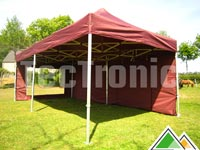 Inklapbare partytent 3x6